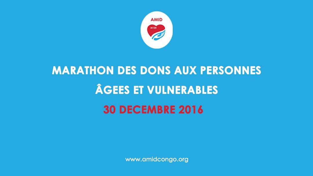 Noël solidaire 2016: Dons aux personnes âgées et vulnérables