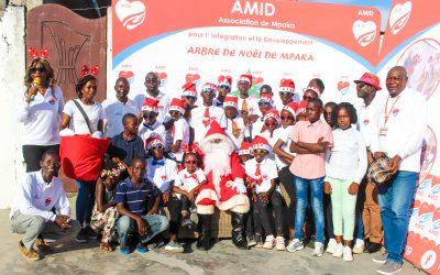 5ème édtion Noël solidaire à Mpaka #Vidéo Résumé Arbre de noël de Mpaka