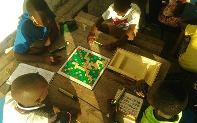 A.J.A (AMID IN JOY) le nouveau concept de ludothèque à Mpaka