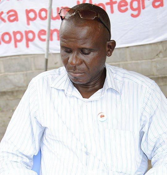 Yvon Mbiki