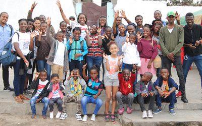 Vacances 2017 : clôture du Centre de Loisirs de Mpaka