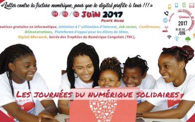Les Journées du Numérique Solidaires 2017