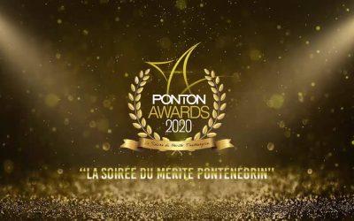 Remise du prix «Engagement Jeunesse» lors du Ponton Awards